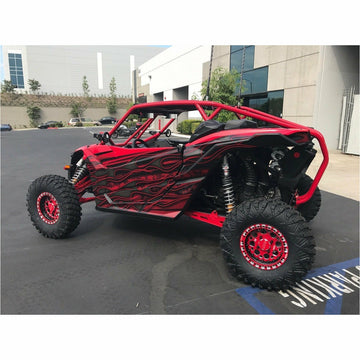 SDR Motorsports Sport Cage | Can-Am Maverick X3