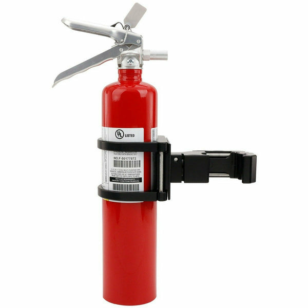 Sector Seven Quick Release Fire Extinguisher Mount - Kombustion Motorsports
