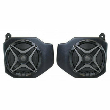 SSV Polaris Ranger XP1000 2018 and up Front Speaker Pods with 120 watt 6 1/2