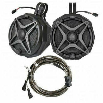 "SSV Works 6.5"" Weatherproof Cage Mount Speaker Pod"