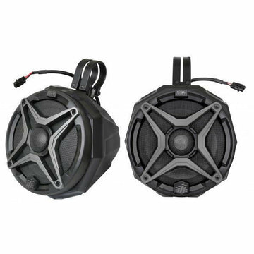 "SSV Works Polaris RZR Pro XP 2-Speaker Plug-and-Play Cage Mounted 6.5"" Speaker Pods"