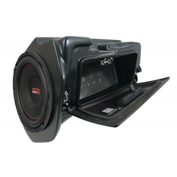 SSV Works Polaris RZR XP1000 Complete SSV Works 3-Speaker Plug-&-Play Audio System - Kombustion Motorsports