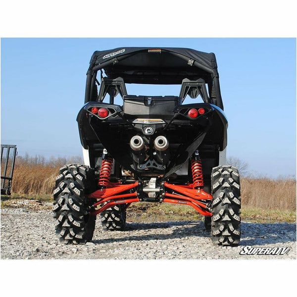 SuperATV Can-Am Maverick High Clearance Rear A-Arms - Kombustion Motorsports