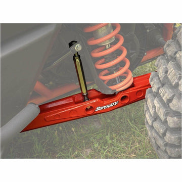 "SuperATV Can-Am Maverick X3 72"" Rear Trailing Arms"