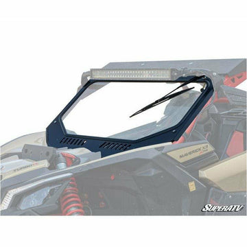 SuperATV Can-Am Maverick X3 Glass Windshield