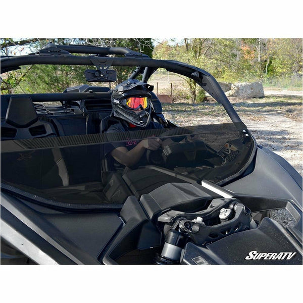 SuperATV Can-Am Maverick X3 HALF WINDSHIELD - Kombustion Motorsports