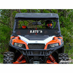 SuperATV Polaris General Half Windshield - Kombustion Motorsports