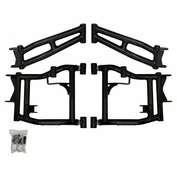 SuperATV Polaris General High Clearance Rear Offset A-Arms - Kombustion Motorsports