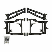 SuperATV Polaris General / RZR S 900 / RZR S 1000 High Clearance Rear Offset A-Arms - Kombustion Motorsports