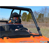 SuperATV Polaris RZR 900 / XP 1000 / Turbo Half Windshield - Kombustion Motorsports