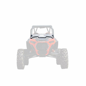 SuperATV Polaris RZR Turbo S Half Windshield