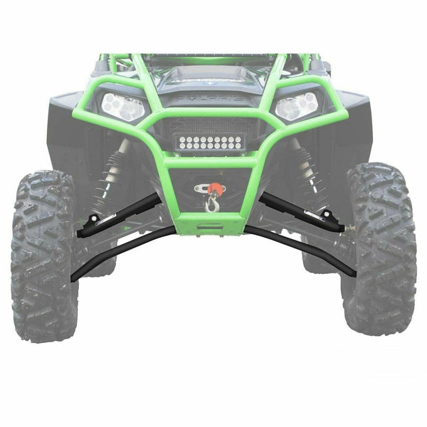 "SuperATV Polaris RZR XP 900 High Clearance 1.5"" Forward Offset A Arms - Kombustion Motorsports"