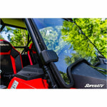 SuperATV Polaris RZR XP Turbo S Full Windshield - Kombustion Motorsports