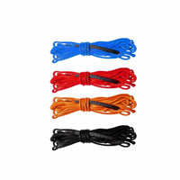 SuperATV Synthetic Winch Rope Replacement 50 Ft. - Kombustion Motorsports