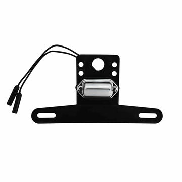 SuperATV Universal Lighted License Plate Holder