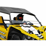 SuperATV Yamaha YXZ Half Windshield - Kombustion Motorsports