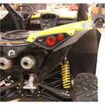 Trail Armor Can Am Maverick, Can Am Maverick X MR, Can Am Maverick XC, Maverick Max DPS Mud Flap Fender Extensions with Underbed Mud Shield - Kombustion Motorsports