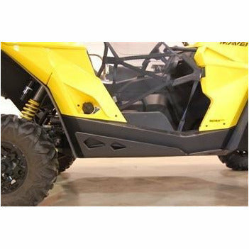 Trail Armor Can Am Maverick Full Skids with Integrated Slider Nerfs - Kombustion Motorsports