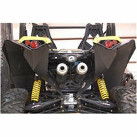 Trail Armor Can Am Maverick Mud Flap Fender Extensions with Under Bed Mud Shield - Kombustion Motorsports