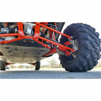 Trail Armor Honda Talon 1000X-4 and Talon Live Valve Edition Full Skids with Integrated Side Skid Plates 2020 - Kombustion Motorsports