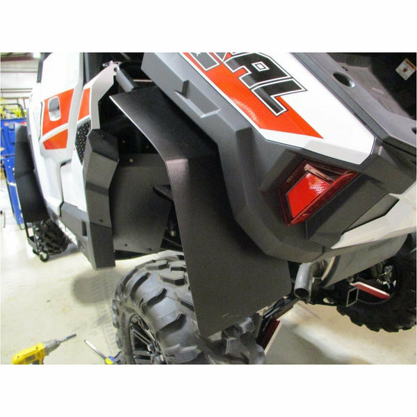 Trail Armor Polaris General 1000 and General 4 1000 Mud Flap Fender Extensions 2016 - 2019 - Kombustion Motorsports