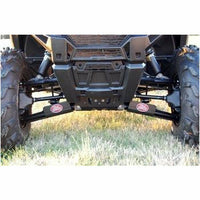Trail Armor Polaris RZR 900 (50 inch model),  RZR 900 EPS TRAIL (50 inch model), RZR 900 XC iMpact A-Arm CV Front & Rear Boot Guards iMpact A-Arm Guards  Front and Rear UHMW - Kombustion Motorsports