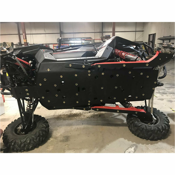 Trail Armor Polaris RZR RS1 Full Skids 2018 -2020 - Kombustion Motorsports