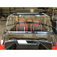 Trail Armor Polaris RZR XP 1000 Turbo S, RZR Turbo S Velocity, RZR 4 XP 1000 Turbo S and RZR 4 Turbo S Velocity CoolFlo Windshield - Kombustion Motorsports