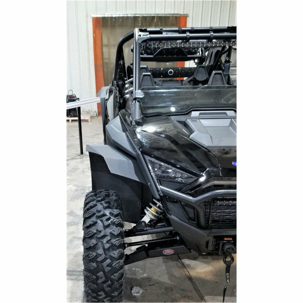 Trail Armor Polaris RZR XP Pro and RZR XP Pro 4 Mud Flap Fender Extensions - Kombustion Motorsports
