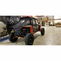 Trail Armor RZR XP 1000, RZR XP 4 1000, RZR XP Turbo EPS, RZR XP 4 Turbo, RZR XP 4 Turbo S, RZR 4 Turbo S Velocity, RZR XP Turbo S Mud Flap Fender Extensions REAR ONLY - Kombustion Motorsports