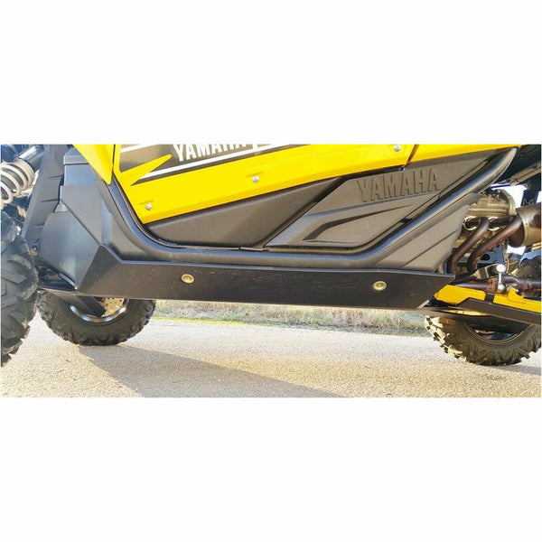 Trail Armor Yamaha YXZ 1000R Full Skids with Integrated Sliders - Kombustion Motorsports