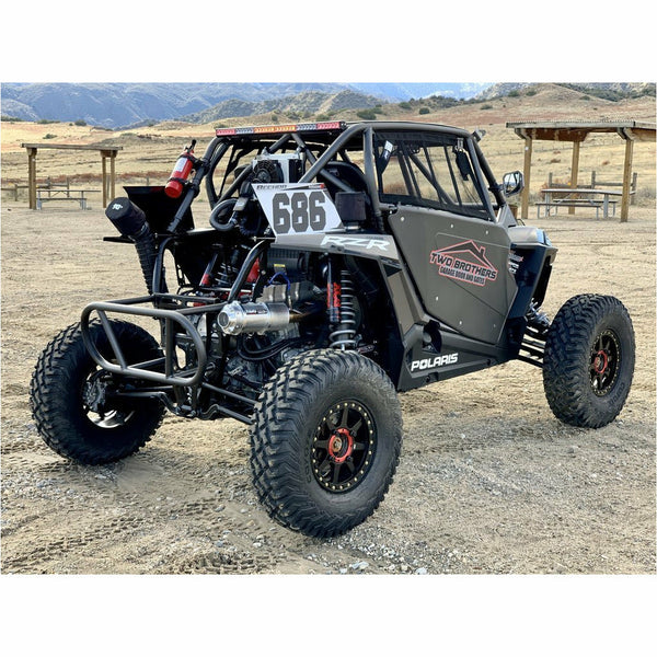 Trinity Racing RZR Turbo Stinger Exhaust - Kombustion Motorsports