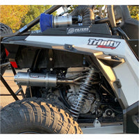 Trinity Racing RZR XP 1000 Stinger Exhaust - Kombustion Motorsports