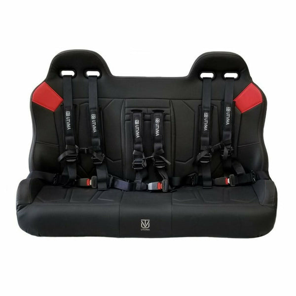 UTV Mountain Accessories General 4 1000 Rear Bench Seat - Kombustion Motorsports