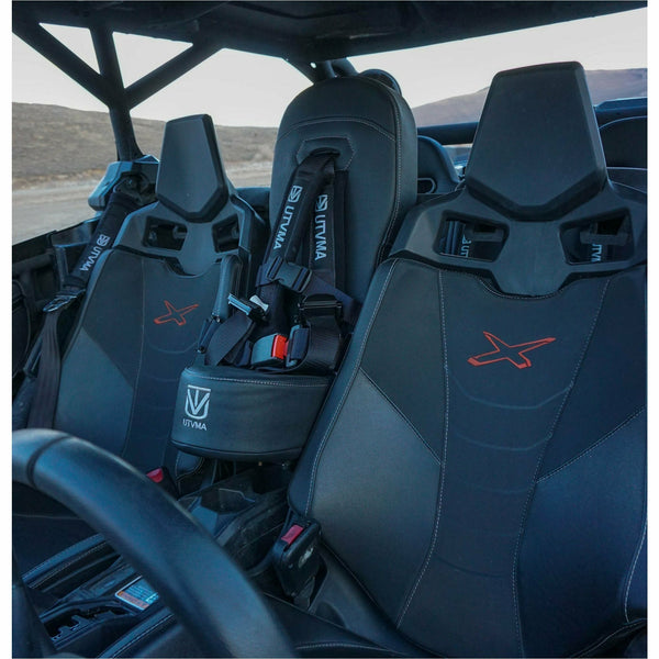 UTV Mountain Accessories Maverick X3/X3 MAX Bump Seat (Front & Rear) 2017-2020 - Kombustion Motorsports