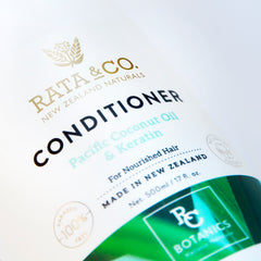 Pacific Coconut Oil & Keratin Conditioner