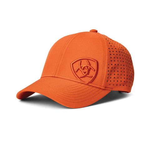 ARIAT TRI FACTOR CAP RED CLAY