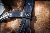 Belle Equestrian Majesty Snaffle Bridle