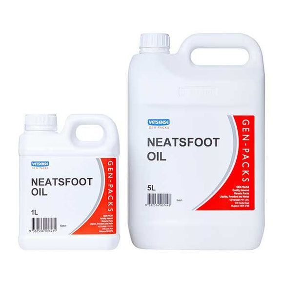 Genpacks Neatsfoot Oil