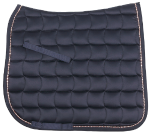 Zilco Bracelet Trim Dressage Saddlepad