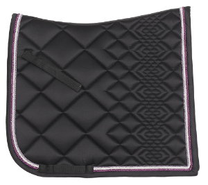 Zilco Glitz Dressage Saddlepad