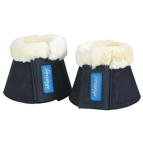 Grainge Fleece Bell Boots