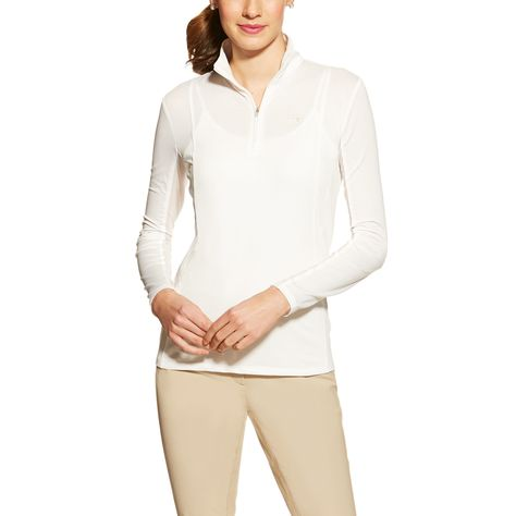 Ariat Sunstopper 1/4 Baselayer