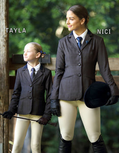 Giddy Up Girl Nic Hunter Coat