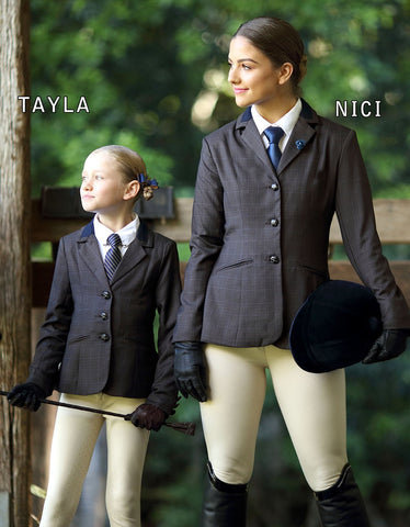 Giddy Up Girl Tayla Hunter Coat