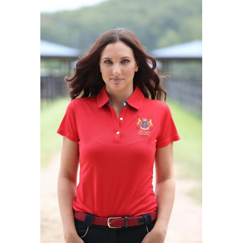 Huntington Amanda Polo Shirt