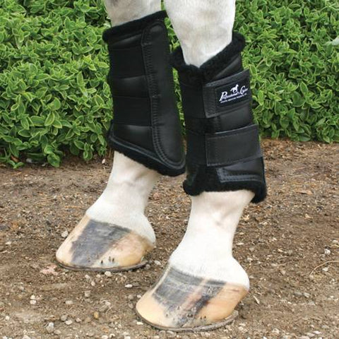 Professionals Choice Leather Dressage Boots