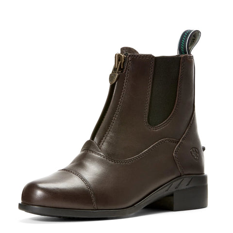 Ariat Kids Devon Zip (Brown)