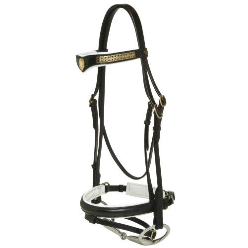 Jeremy & Lord Transition Bridle