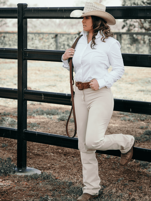 Peter Williams Ladies Stock Horse Competition Pants